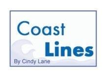 Coast Lines logo - border