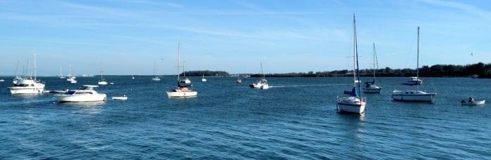 Bradenton Beach anchorage