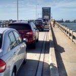 Coast Guard bridge timing