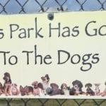 Holmes Beach dog park