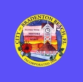 Bradenton Beach logo
