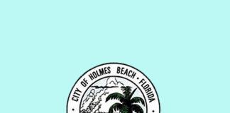 Holmes Beach logo