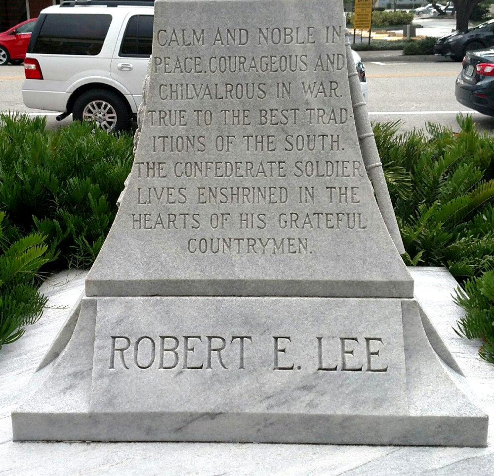 Confederate Memorial Robert E. Lee
