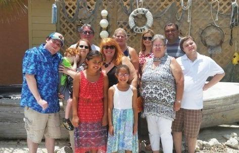Cobb family reunion