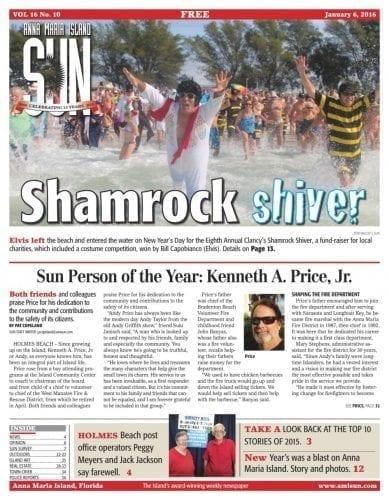 Shamrock Shiver