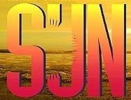 Sun logo gradient