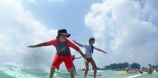 Surf groms