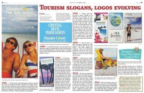 Tourism slogans, logos evolving 030916