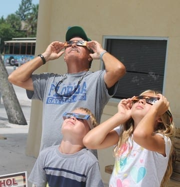 Eclipse viewing 082117