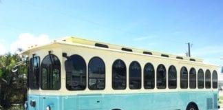 Waterline trolley