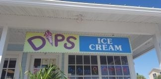 Dips Ice Cream