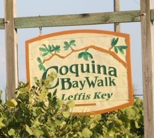 Coquina BayWalk at Leffis Key