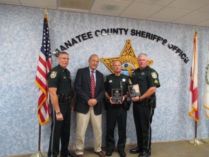 Deputies honored