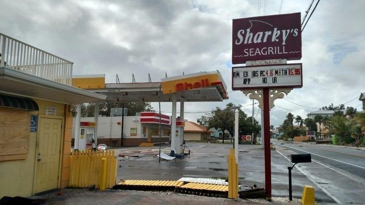 Shell post-Irma