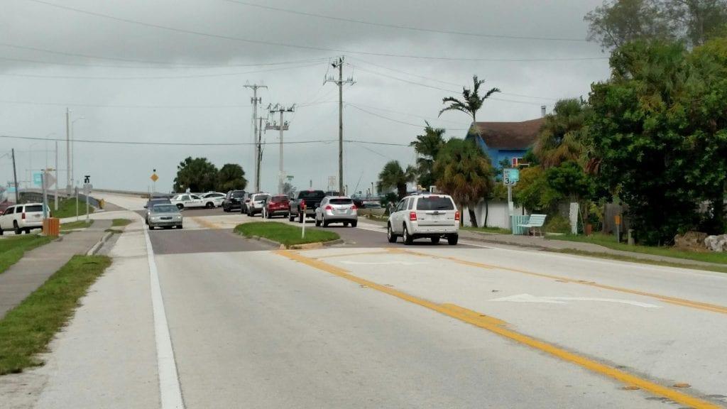 Cortez bridge post Irma