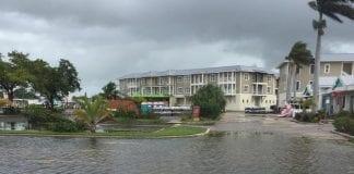 Waterline post-Irma