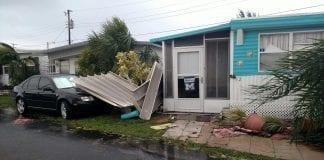Pines Trailer Park post-Irma