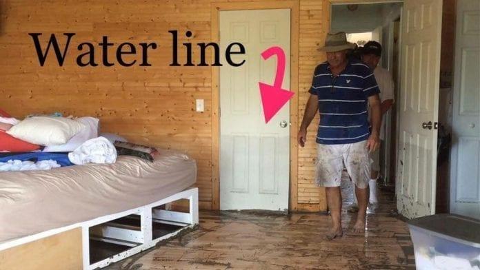 Cortez donation drive Everglades City
