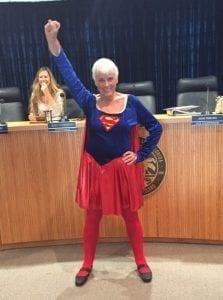 Jean Peelen Superwoman