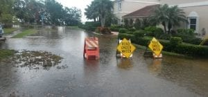 King Tide Signs