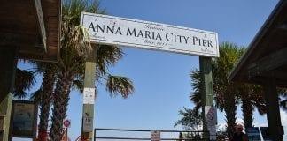 Anna Maria City Pier closed