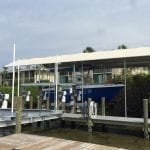 Boat canopies