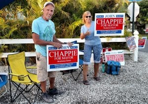 BB Elections Chappie Wins