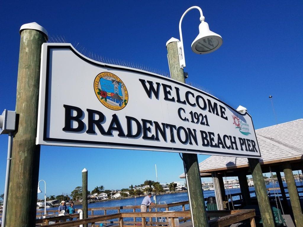 Bradenton Beach Pier