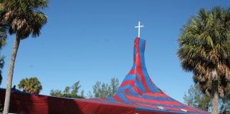Gloria Dei tenting