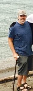 Missing boater Fraser Horne