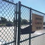 Dog and skate park