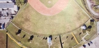 Holmes Beach dog park aerial