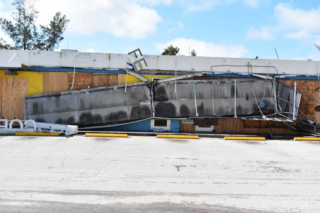 Irma Damage Cortez