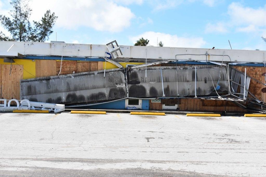 Irma Damage Cortez