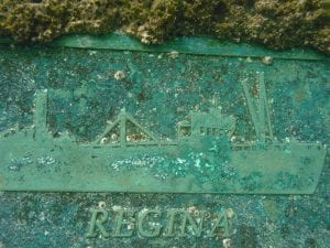 Regina commemorative plaque