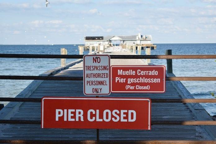 Anna Maria Pier urgency