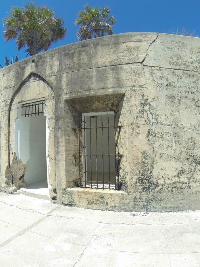 Egmont Key Fort Dade - Cindy Lane | Sun
