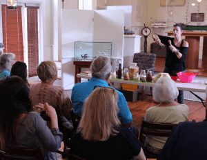 Fermentation class at Florida Maritime Museum