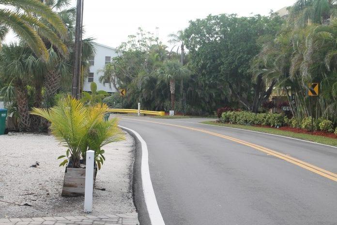 pedestrian death 5600 Gulf Drive