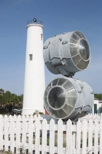 Egmont Key lighthouse - Cindy Lane | Sun