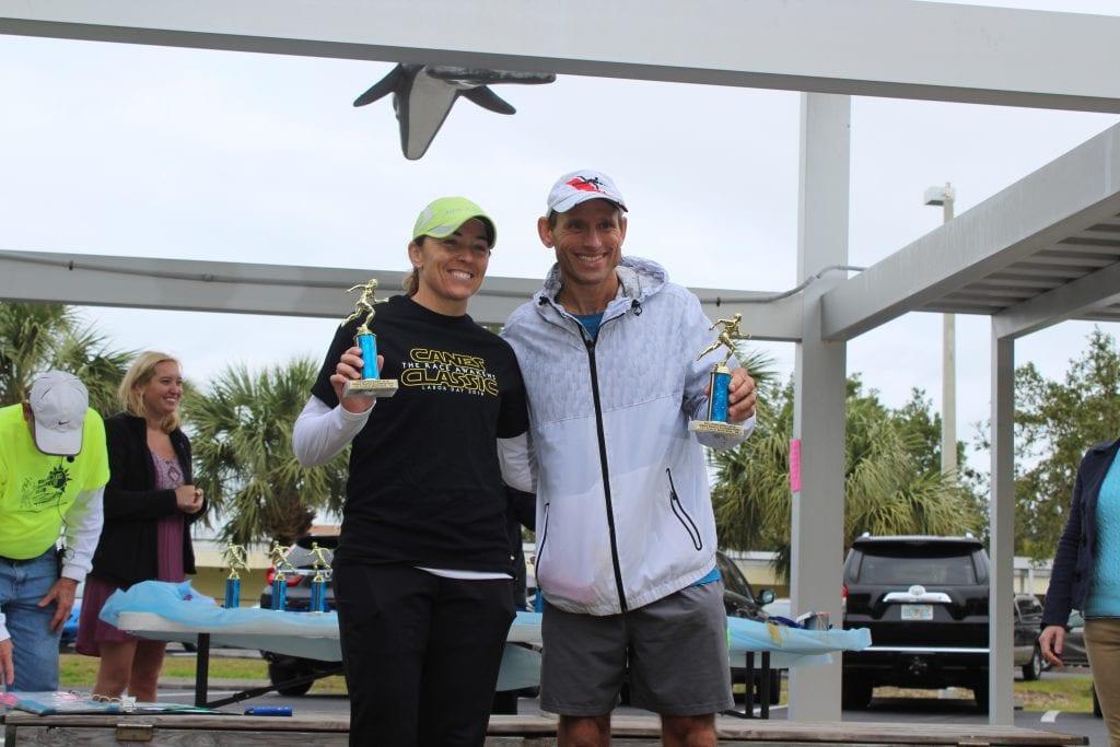 Dolphin Dash winners