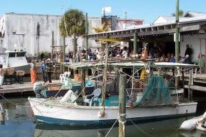 Cortez docks