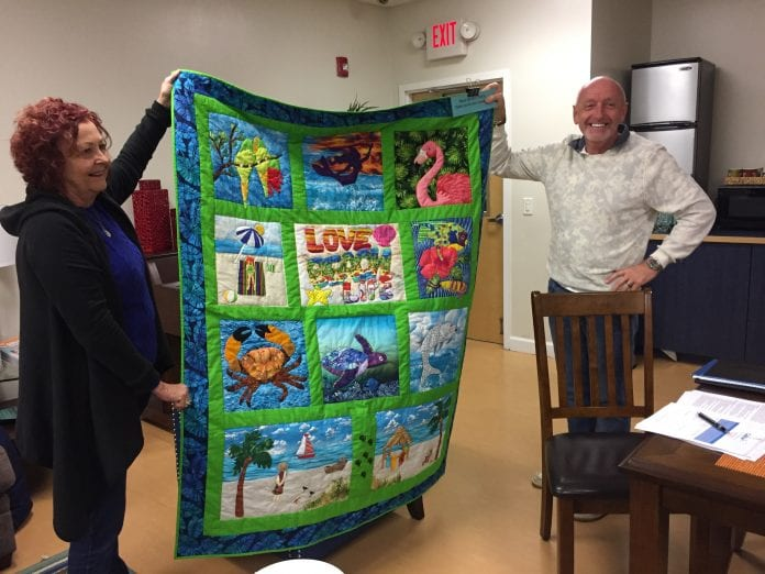 center events quilt