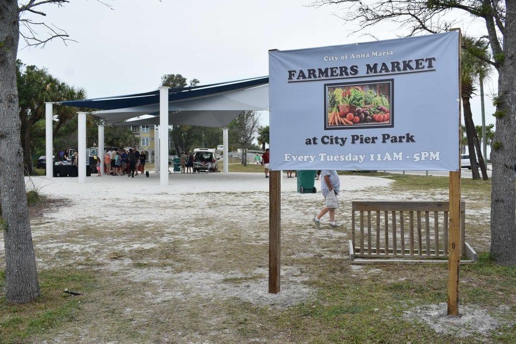 Anna Maria Farmer's Market