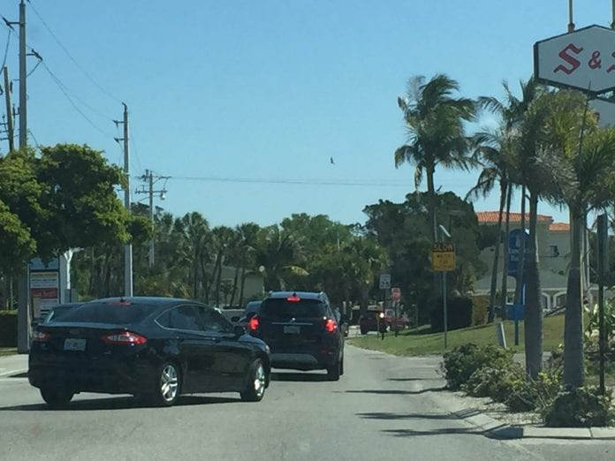 Anna Maria Island traffic