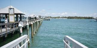 Bradenton Beach dock delays