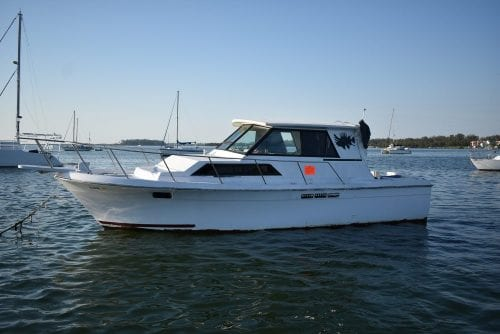Bradenton Beach boats cruiser