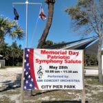 Anna Maria Memorial Day Ceremony
