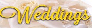 Weddings 320x100