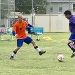 Center adult soccer league